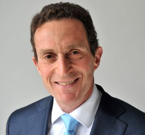 Trinity Mirror chief executive Simon Fox