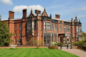 Evermoor will be set at Arley Hall