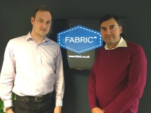 Daniel Atherton and Ajay Kapadia, Fabric