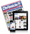 The Crewe Chronicle was first published in 1874