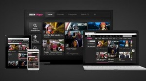 The newly designed iPlayer