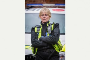 Sarah Lancashire stars in new BBC TV series Happy Valley