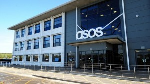 Asos's distribution centre in Barnsley