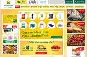 Morrisons is currently rolling out its online offer