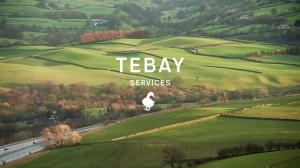 An example of Squad's rebranding work for Tebay