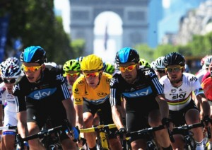 The Tour de France will get underway in Leeds next week