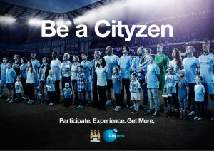 "Cityzens aims to let fans ""experience the club more deeply"""