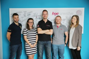 HGA Creative's new recruits