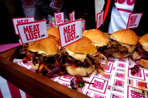 The Meat Lust campaign will be targeted at young males