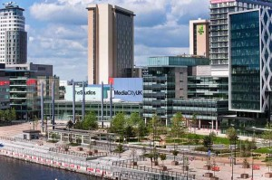 MediaCityUK will soon house over 3,000 BBC staff