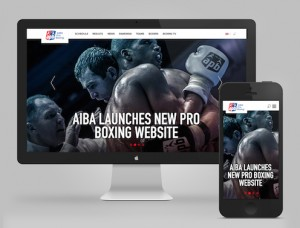 AIBA Pro Boxing Website launched by Skylab copy