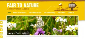 Fair To Nature's new site