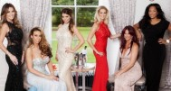 The cast of The Real Housewives of Cheshire