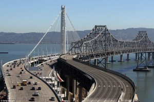 The new office is near to Bay Bridge