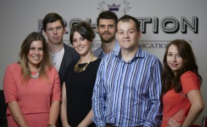 The team at Prohibition