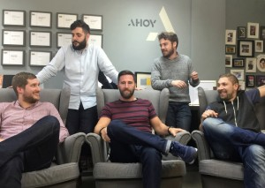 The Ahoy team