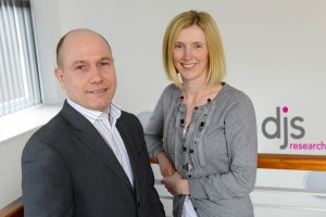 MD Danny Sims with co-founder, and wife, Ali
