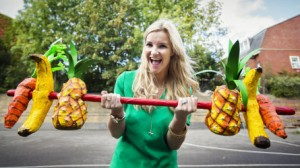 Helen Skelton is fronting the campaign