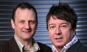6 Music's Mark Radcliffe and Stuart Maconie