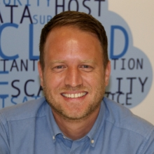 Ixis co-founder Chris Haslam
