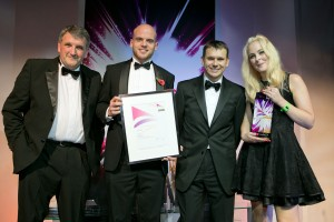 UKFast BBC award winner