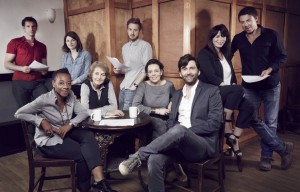 The Broadchurch cast