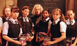 The Worst Witch aired on CITV from 1998 to 2001