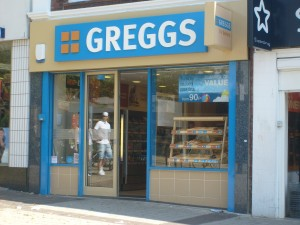 Greggs also works with Havas PR