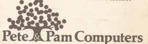 Pete and Pam Computers