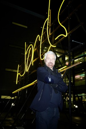 Willy Russell - Neon Artwork