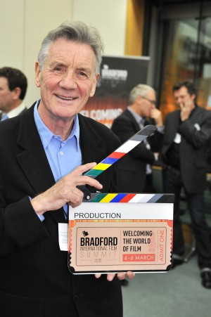 Michael Palin launches Film Summit