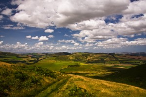 The epic 13-parter will be filmed in Northumberland (above) and Durham