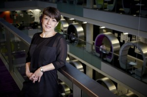 New BBC Children's director Alice Webb