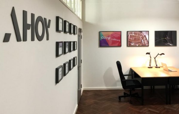 Inside Ahoy's new Liverpool office