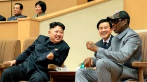 The film documents Rodman's unlikely friendship with Kim Jong-un
