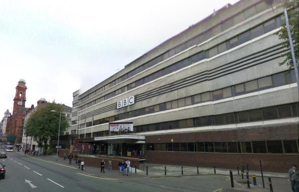 The BBC's former base on Oxford Road
