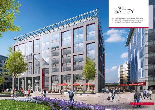 The New Bailey development