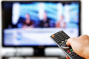 TV advertising was up 6% last year