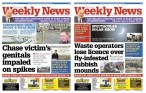 The most recent editions of the paper
