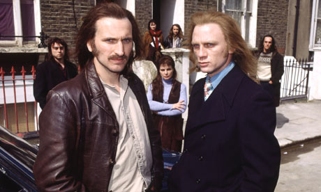 Ecclestone and Craig in the original Our Friends in the North