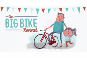 Diva will also be promoting The Big Bike Revival 2015