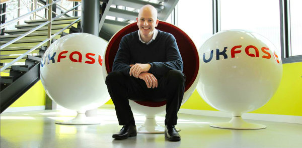 Michael Hogan joins UKFast as financial director