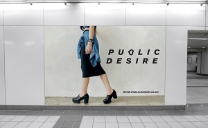 Public Desire footwear has appointed Fluid