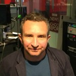 Eddie Marsan at Radio 5 Live