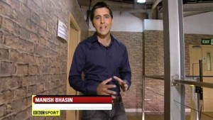 The BBC's Football League Show has been presented by Manish Bhasin