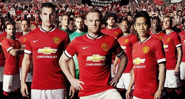 United have a current £47m-a-year shirt sponsorship deal with Chevrolet
