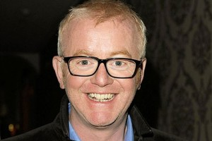 Chris Evans saw his Radio 2 listeners increase