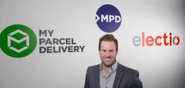 My Parcel Delivery founder David Grimes