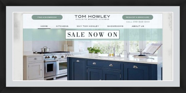 KMP Digitata's new site for Tom Howley