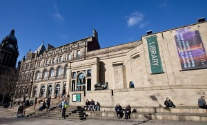 Leeds library